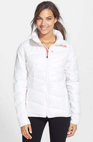 8e8527b45 The North Face 'Hyline' Hybrid Down Jacket | Nordstrom | North face ...
