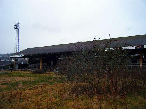 Vetch Field Former Home Of Swansea City Afc Wales Swansea City Swansea Football Stadiums