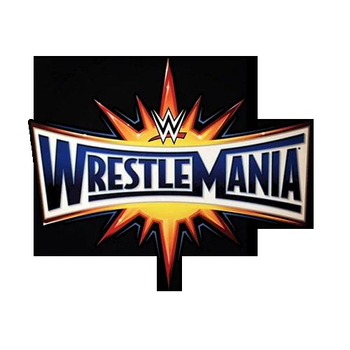 Wwe Wrestlemania 33 Logo Png