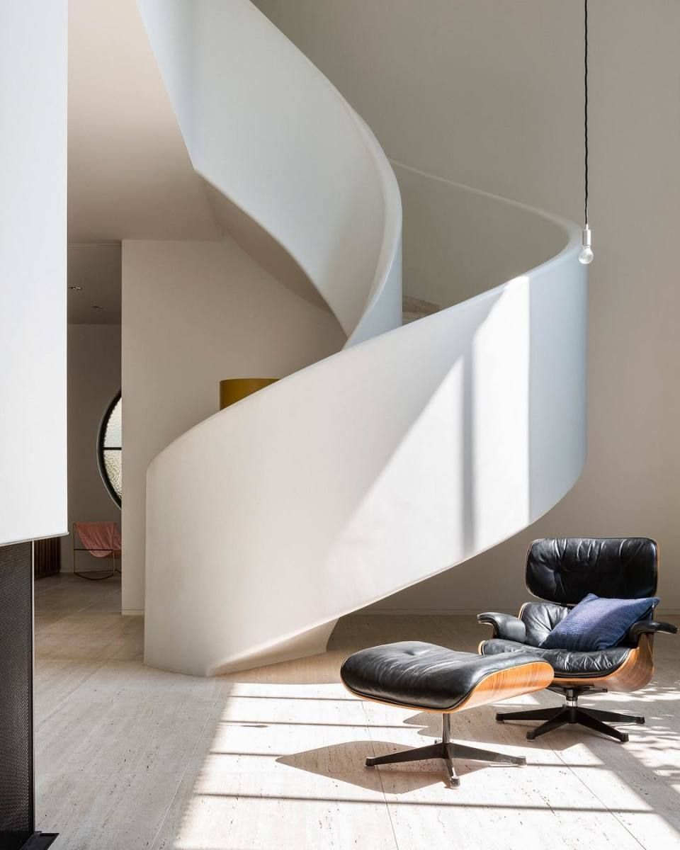 Decorating A Staircase Ideas Inspiration: Minimal Interior Design Inspiration