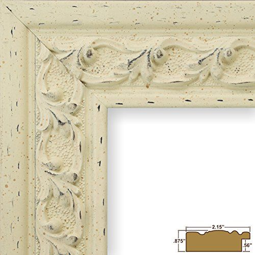 Craig Frames 527204 16 by 20-Inch Picture Frame, Ornate Composite ...