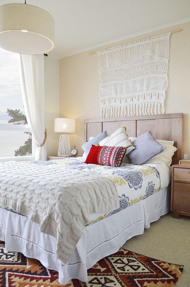 Best Casa Haus Boho Chic Master Bedroom Dormitorio Principal 640 x 480