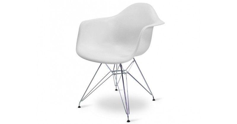 DAR Eames Stuhl Weiß | Apartment | Eames, Chair, Furniture