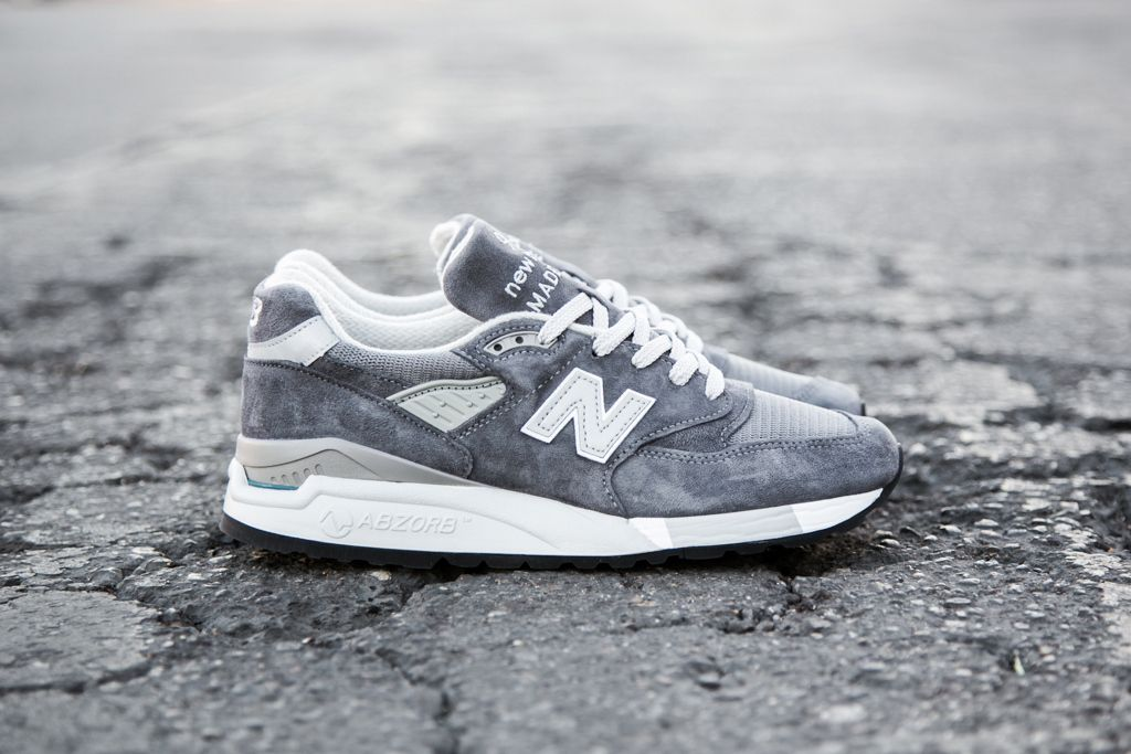 New Balance 998 Grey Blue