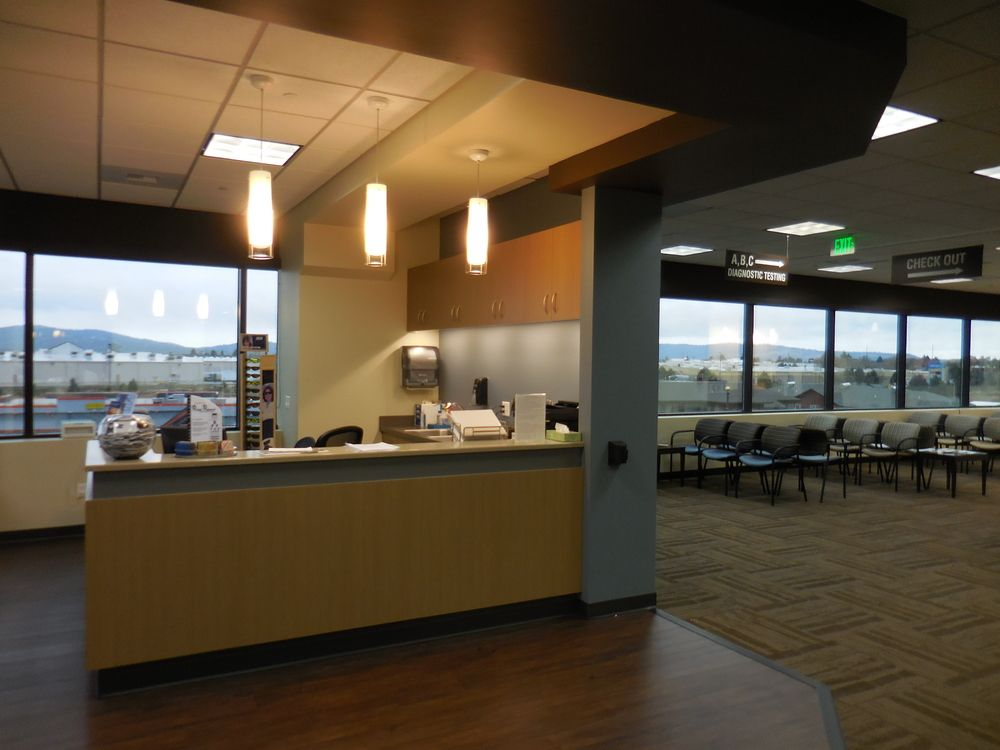 Spokane Eye Clinic In Spokane Valley Wa Designed By Design Source