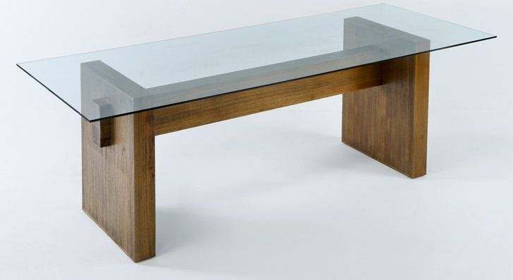 Resultado de imagen para mesa comedor madera vidrio | mesas de ...