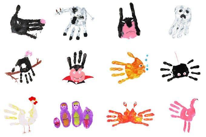 Handprint - Motiveübersicht III