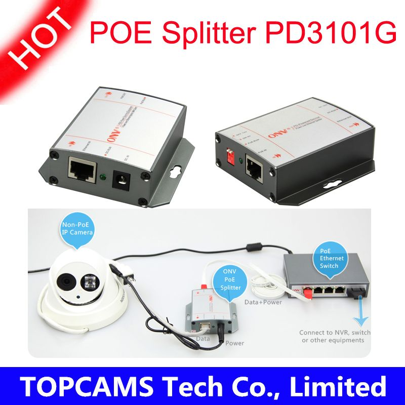 $21.99 (Buy here: https://alitems.com/g/1e8d114494ebda23ff8b16525dc3e8/?i=5&ulp=https%3A%2F%2Fwww.aliexpress.com%2Fitem%2FGigabit-PoE-Splitter-PD3101G-10-100-1000M-IEEE802-3af-Power-over-Ethernet-Splitter-Input-PoE-port%2F1923908051.html ) Gigabit PoE Splitter PD3101G 10/100/1000M IEEE802.3af Power over Ethernet Splitter Input: PoE port,Output DC12/5V ,RJ45 for just $21.99