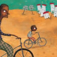 ilustraciones bicicletas
