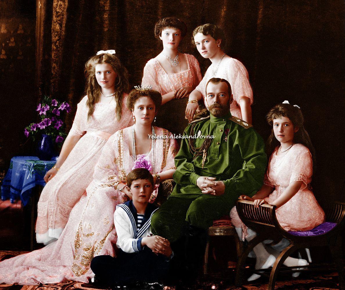 картинки фото царских семей потом кобель смог