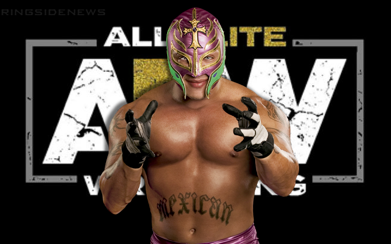 Rey Mysterio Would Reportedly Go To Aew In A Heartbeat