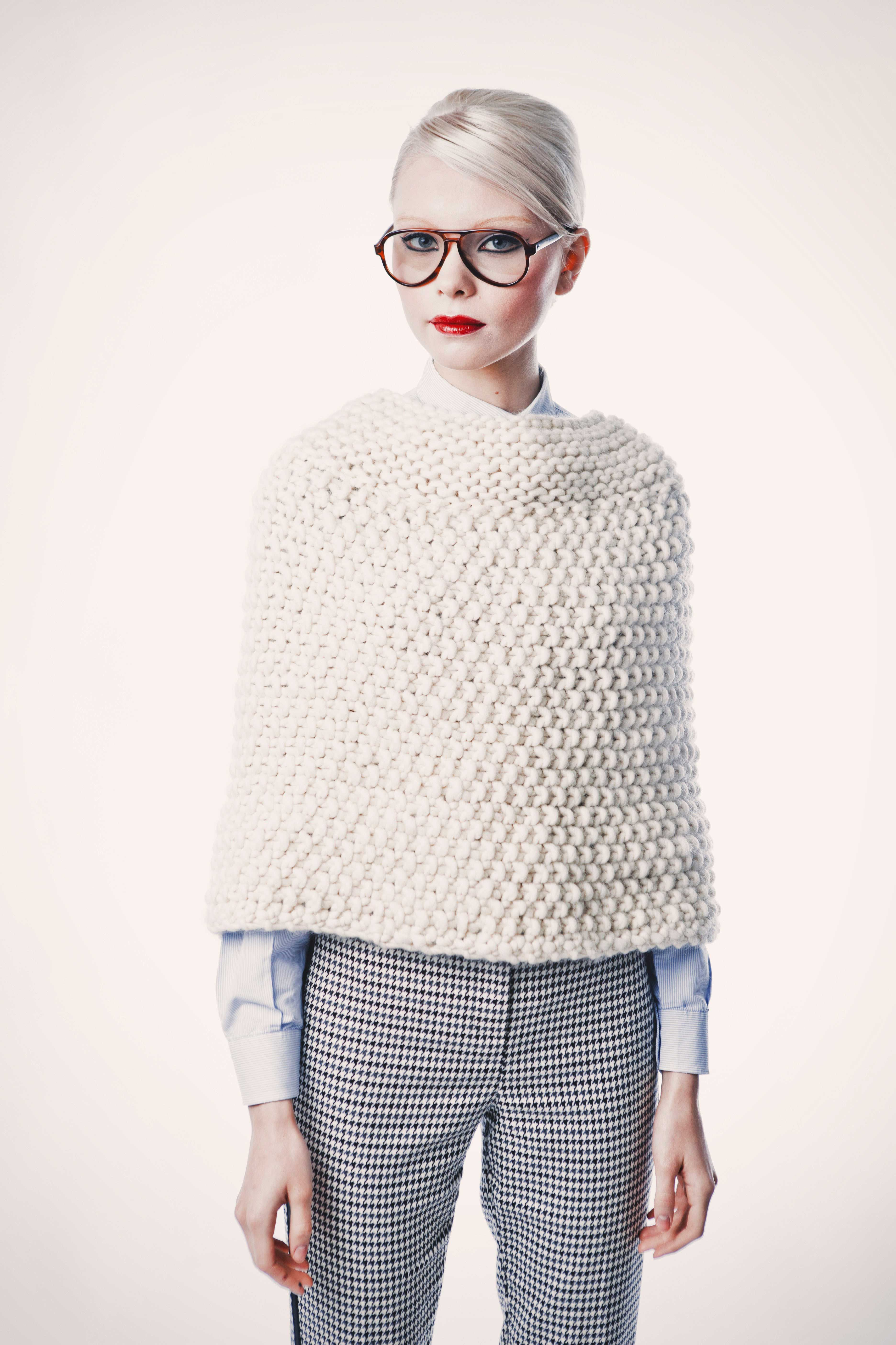 Manhattan Cape | Knitting | Pinterest | Knitting, Crochet and Knit ...
