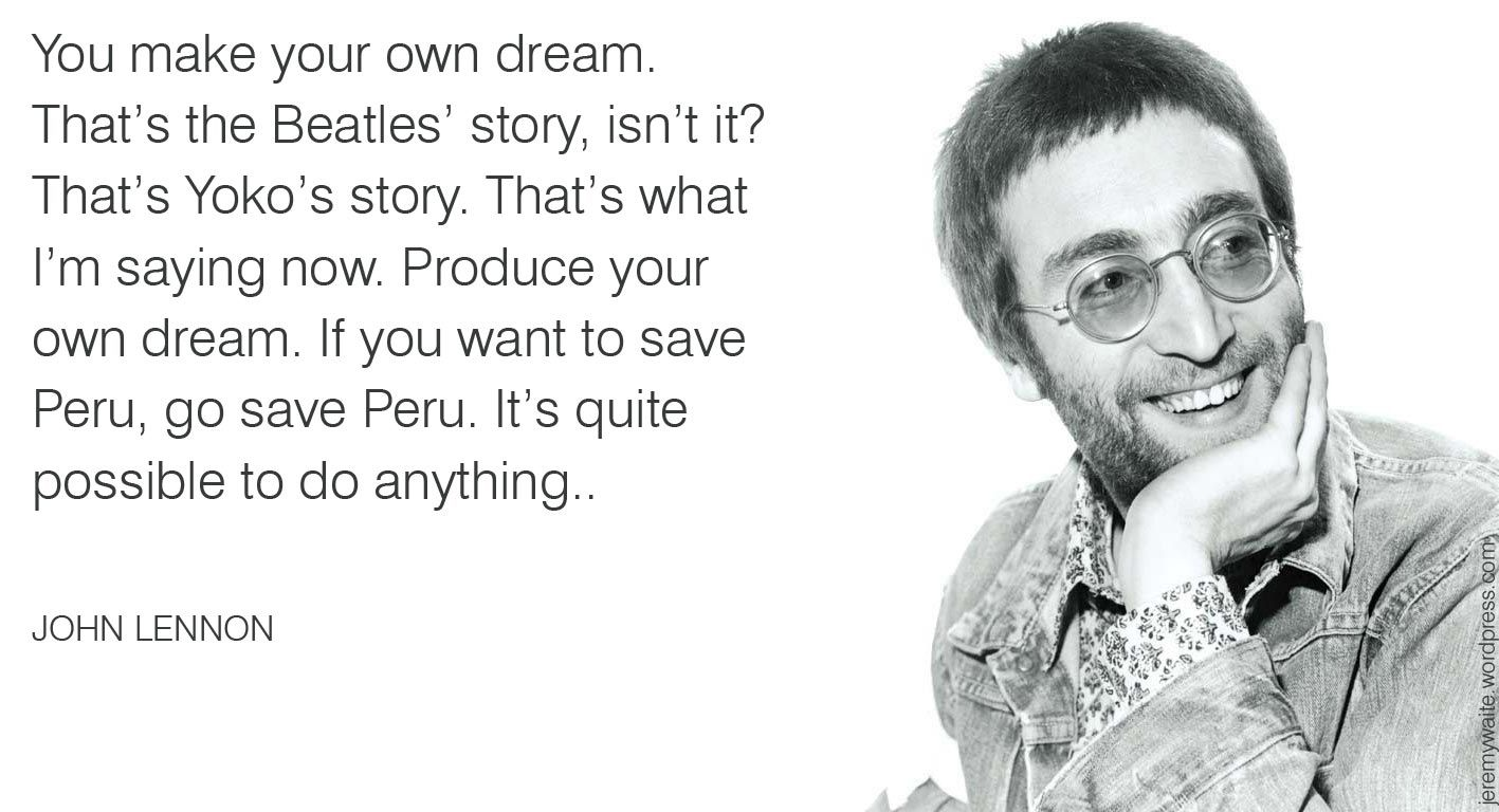 John Lennon Quote Life John Lennon Quotes Youtube Quote And