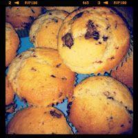 Muffin ciocco cocco ...slurp | Le Domatrici di Fornelli
