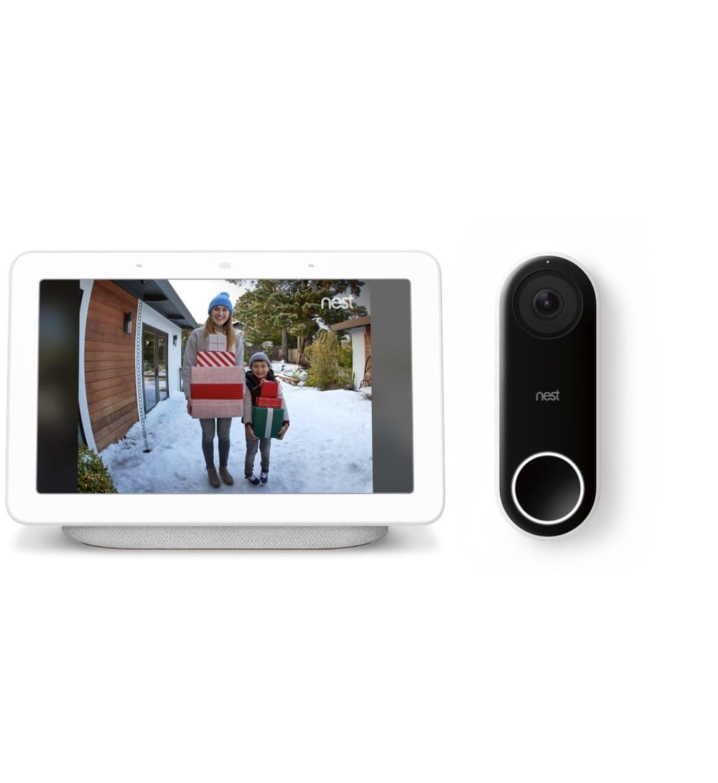 Orlando Smart Homes Doorbell, Camera, Thermostat