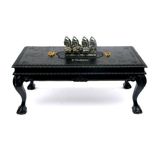 Hotrod Engine Coffee Table With Images Modern Retro Furniture Coffee Table Black Coffee Tables