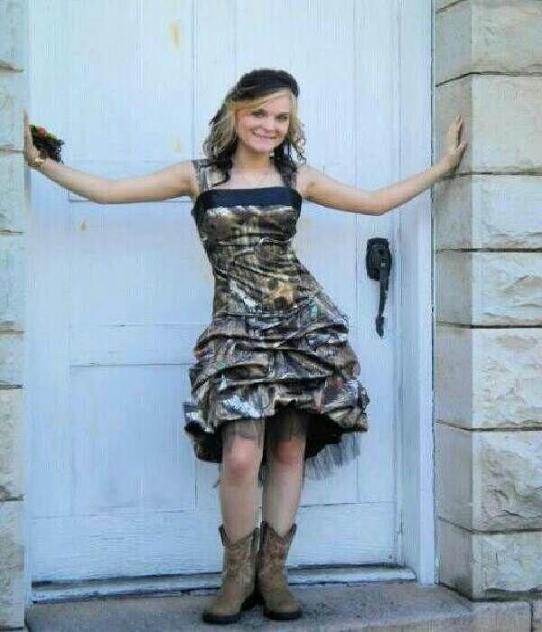 Cool Prom Dresses Camo Prom Dresses Under 100 | Women Dress Ideas ...