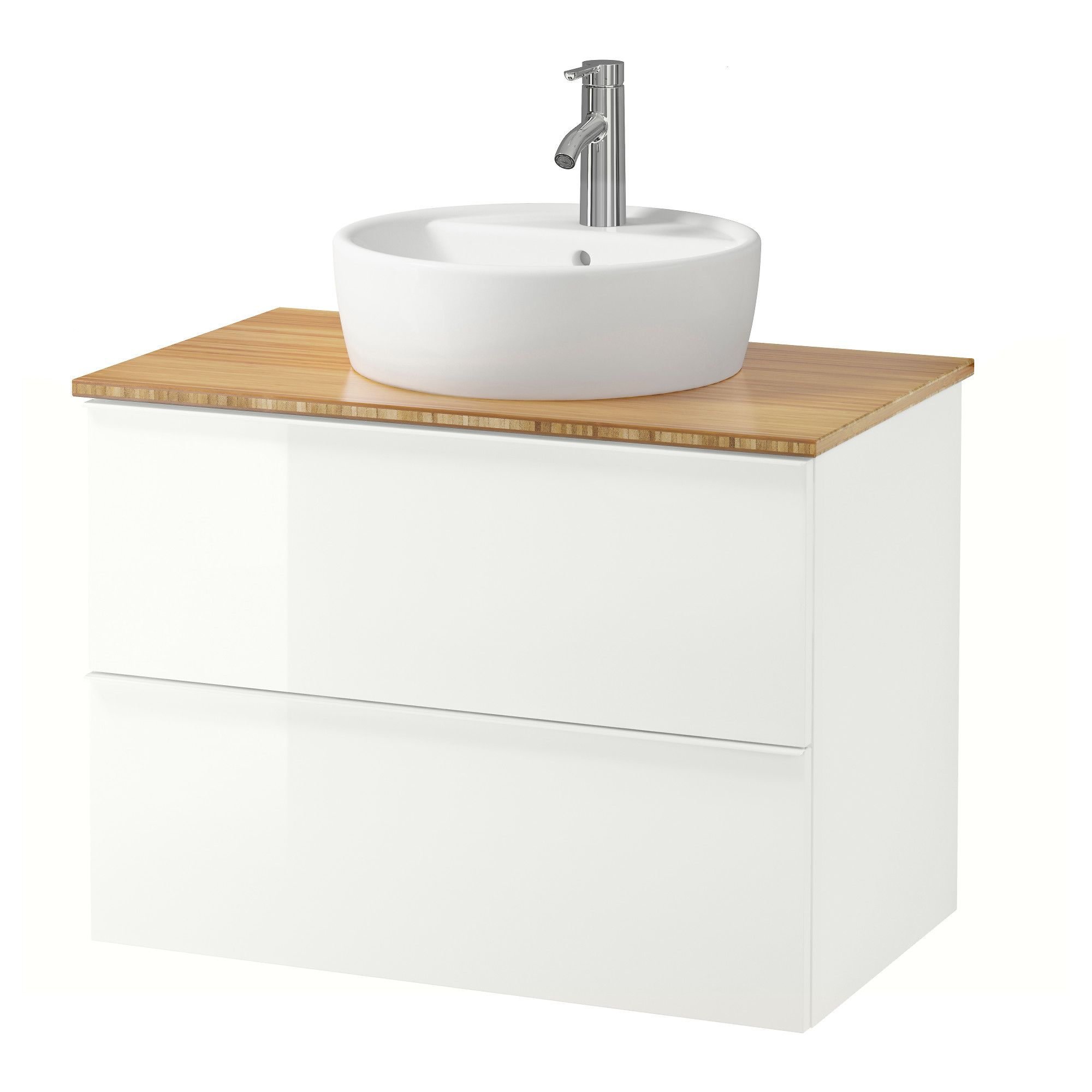 godmorgon aldern tà rnviken meuble lavabo av lavabo à poser 45