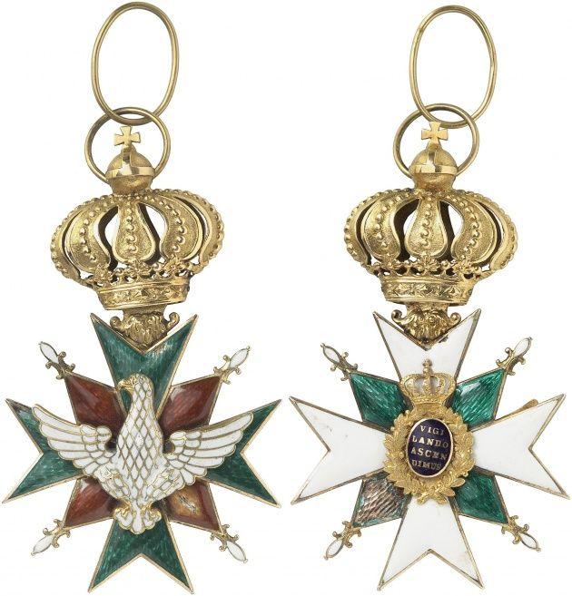 Großherzoglich Sächsischer Hausorden der Wachsamkeit oder