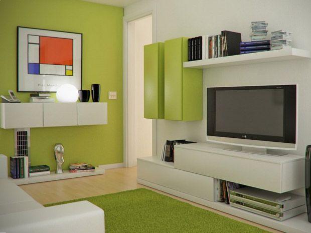 Sala pequena: como decorar e ganhar mais espaço | Decoration y ...