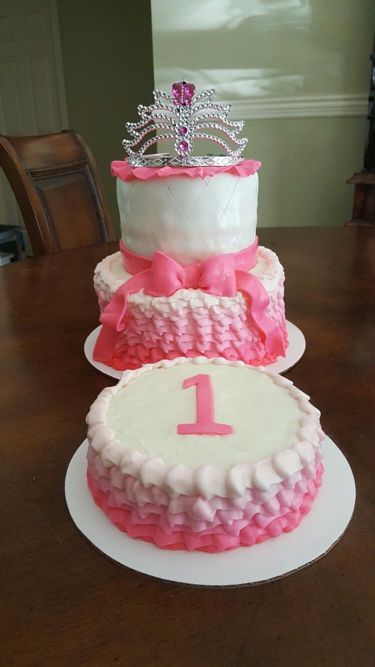First birthday princess cake (With images) Cake