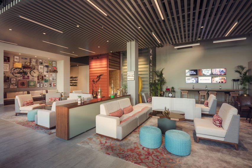 Das Rove Downtown Hotel Ist Ein Neues Konzept Fur Dubai Sagt