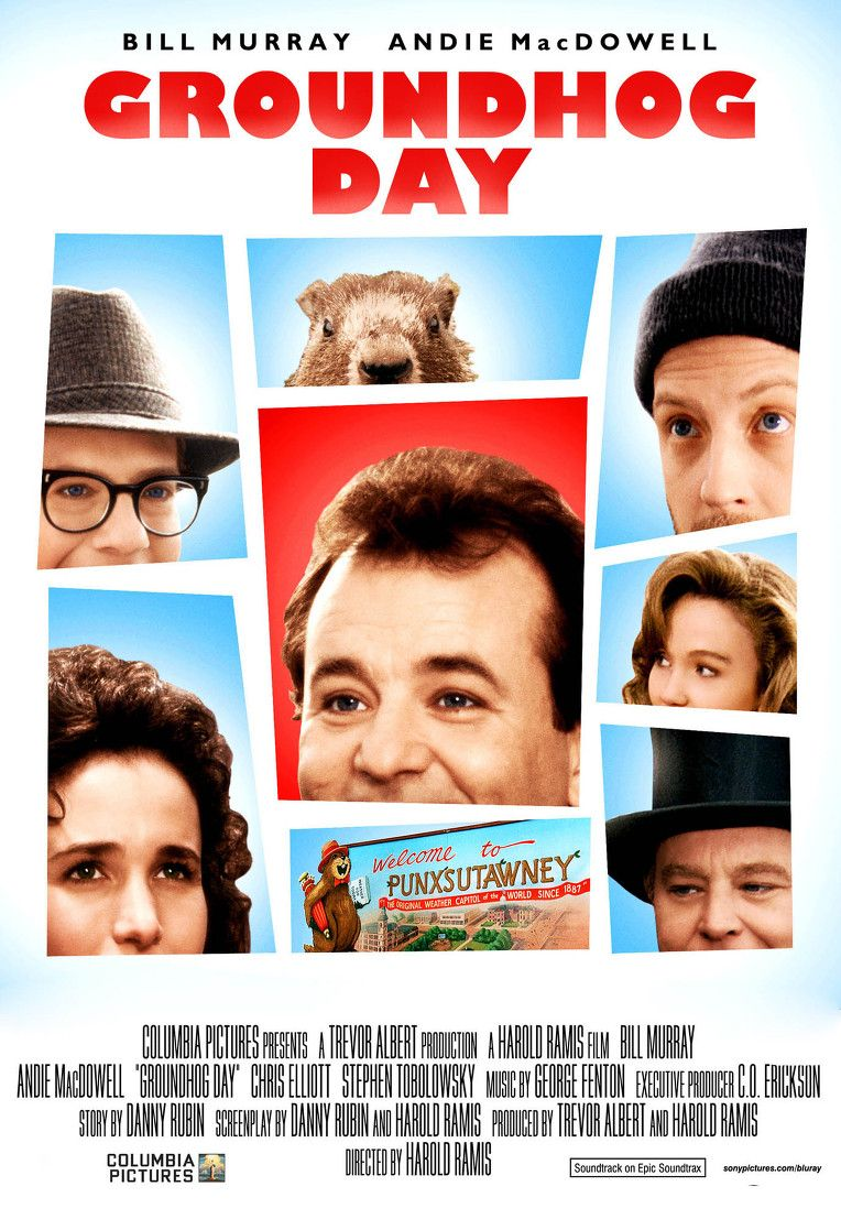 Groundhog Day Und Taglich Grusst Das Murmeltier Groundhog Day Und Taglich Grusst Das Murmeltier Murmeltier