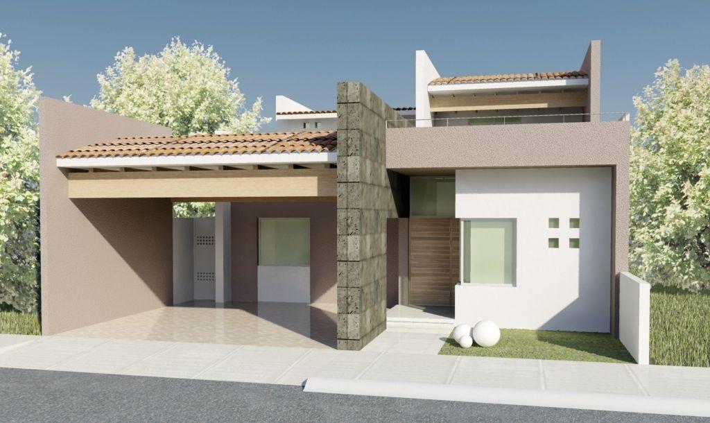 Casa de una planta dentist pinterest plantas casa for Casas minimalistas de una planta