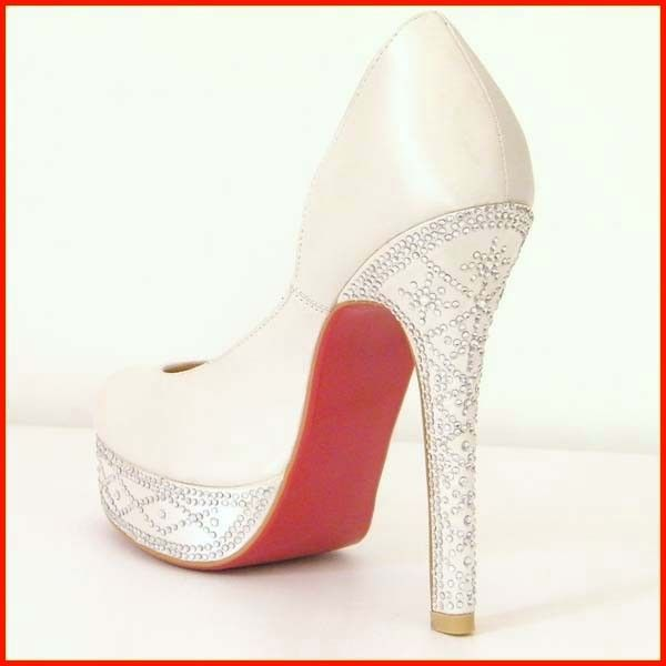 Luis Vuitton Wedding Shoes