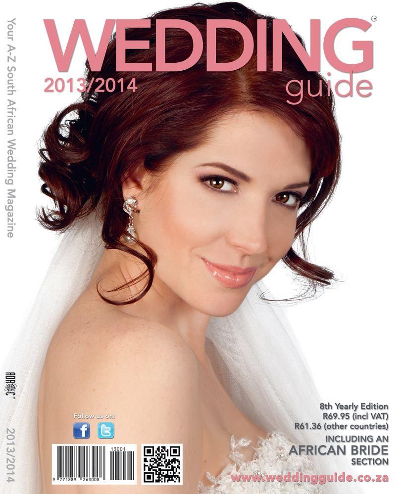 Amalia Uys our amalia uys on the latest and popular wedding guide cover