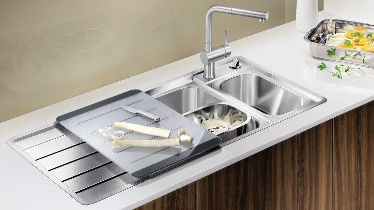 Kitchen Sink Blanco Indonesia Memmbahkan Axial Concept Performa Berkelas Untuk Dapur Impian