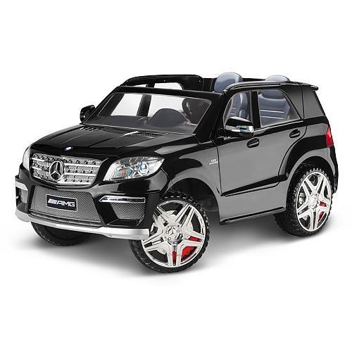 Avigo Mercedes Ml63 Black Toys Ride On Toys Kids Ride On Power