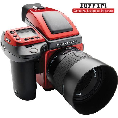 Hasselblad H4D-40 Ferrari Limited Edition Medium Format DSLR Camera with 80mm f/2.8 HC Lens