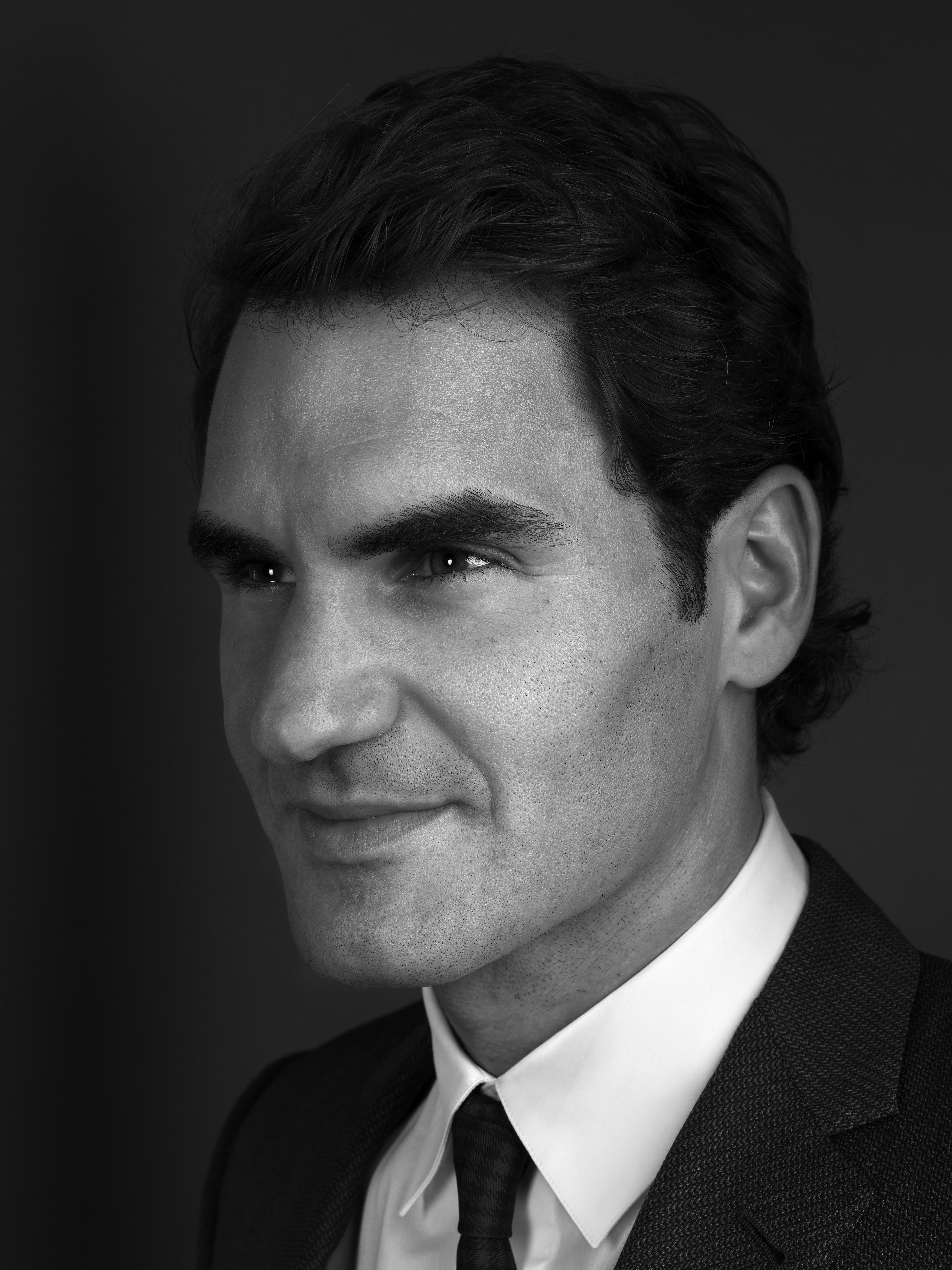 Pin By Remobuess Photography On Portraits Roger Federer Portrait Sports Hero