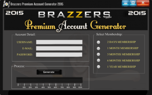 Brazzers premium accounts 01 31 2018 - 1 4