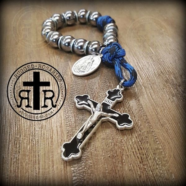L.E.O. Pocket Rosary