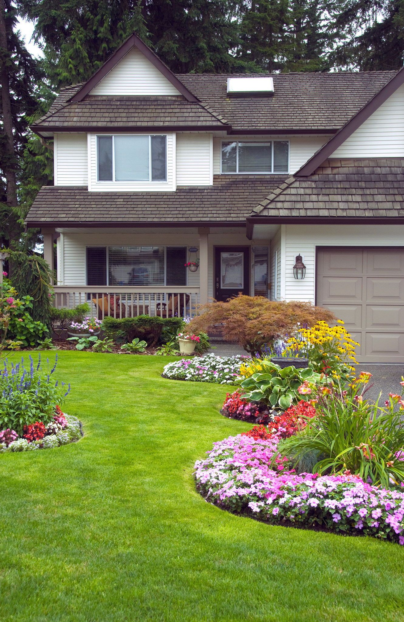Amazing Landscaping Ideas For Small Budgets: Amazing Landscape Ideas Without Needing A Professional