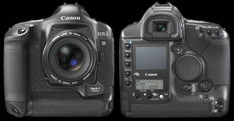 Canon Eos 1d Mark Ii Kamera Dslr Andalan Profesional Kamera Dslr Eos Canon Eos