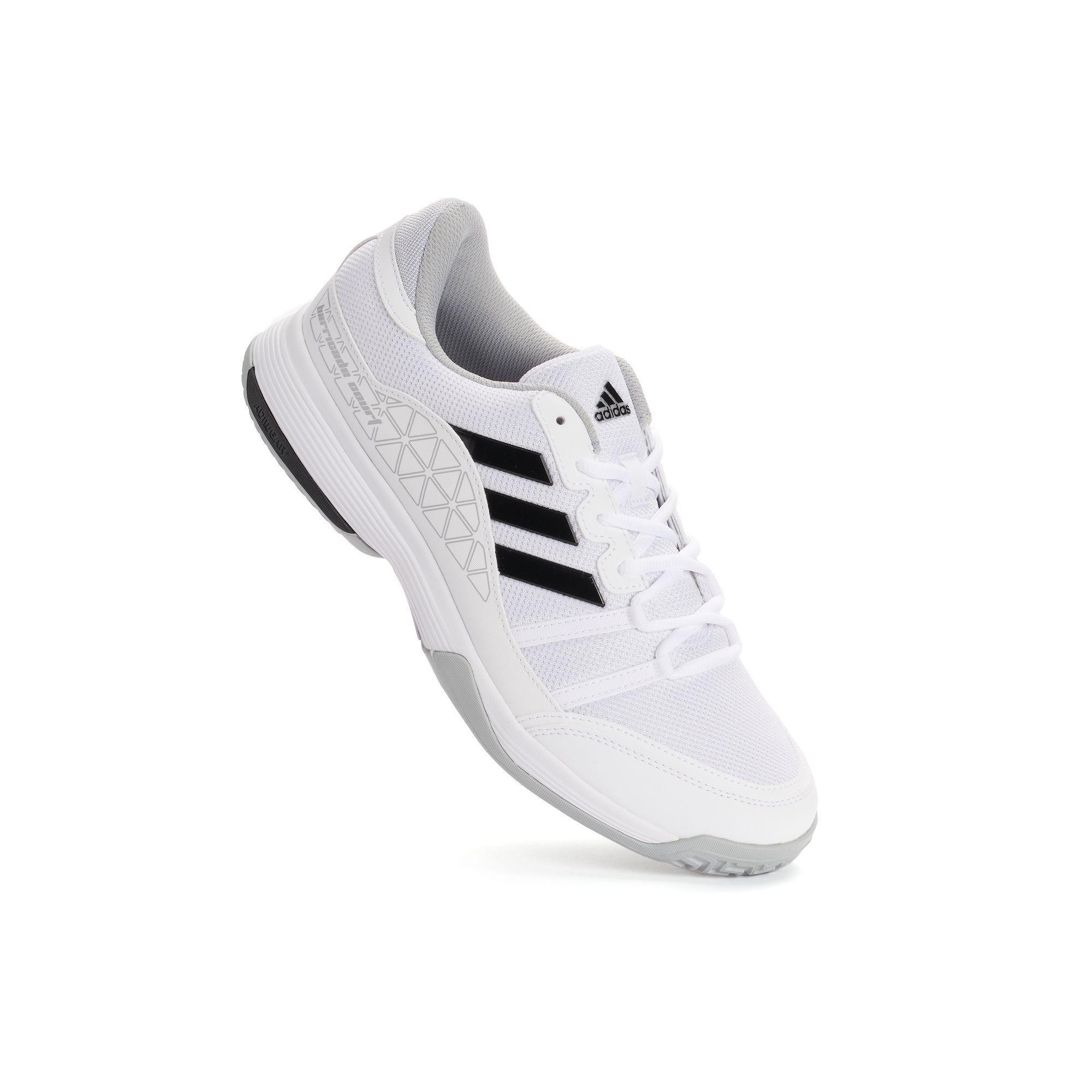 Adidas Barricade Court Wide Men's Tennis Shoes, Size: 11.5 Wide, ...