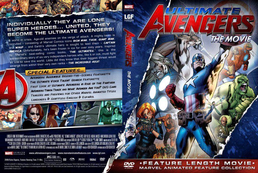 Avengers Ultimate Movie