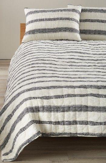 Levtex Tali Geo Stripe Quilt
