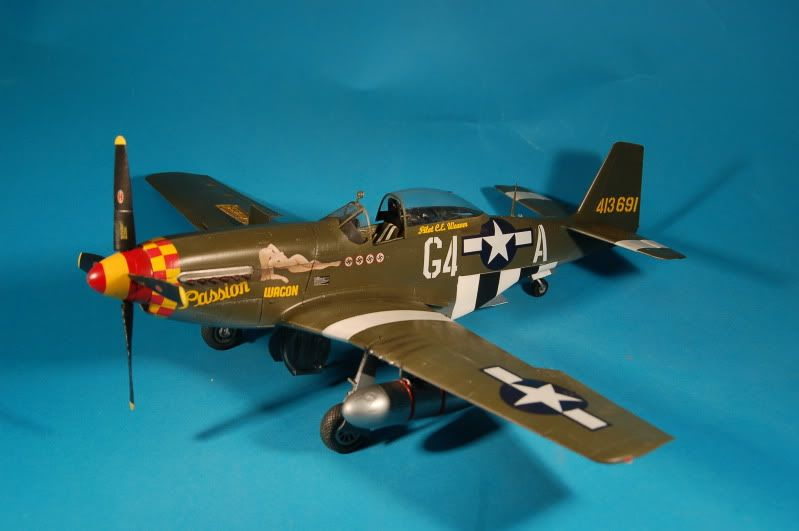 Pin by Gary Roman on P-51 Mustang | Mustang, Model airplanes, P51
