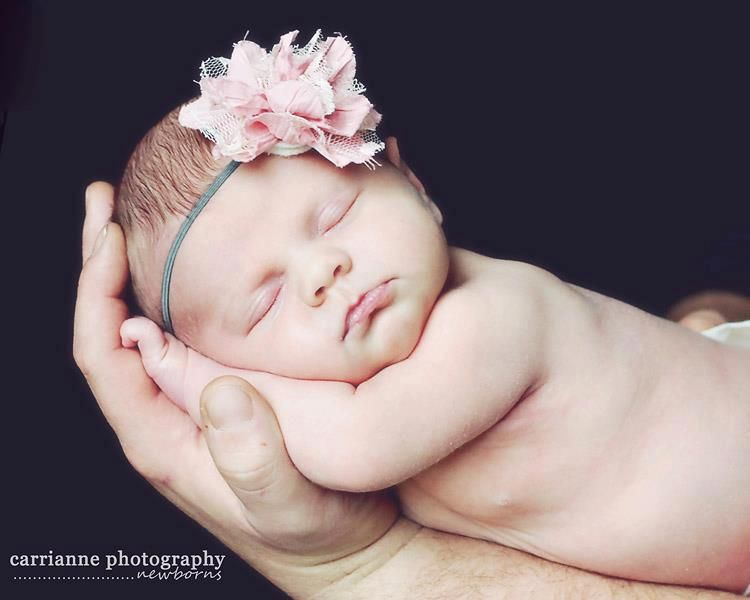 Styling a newborn photo shoot with the little style file image courtesy of carrianne
