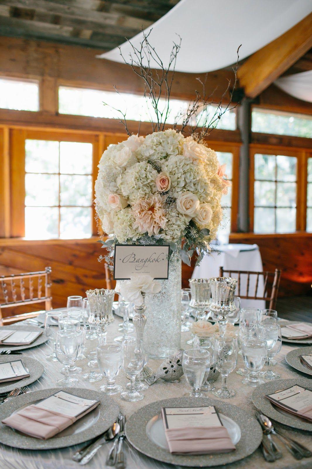 heavenly blooms: calamigos ranch malibu wedding - christmas