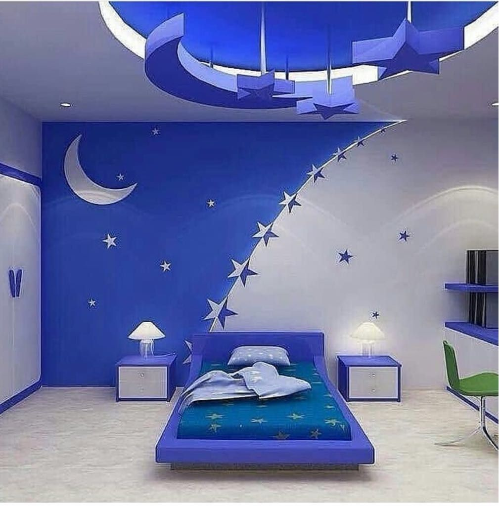 Pin by Eng khaled on bed1 | Kids bedroom designs, Kid room ...