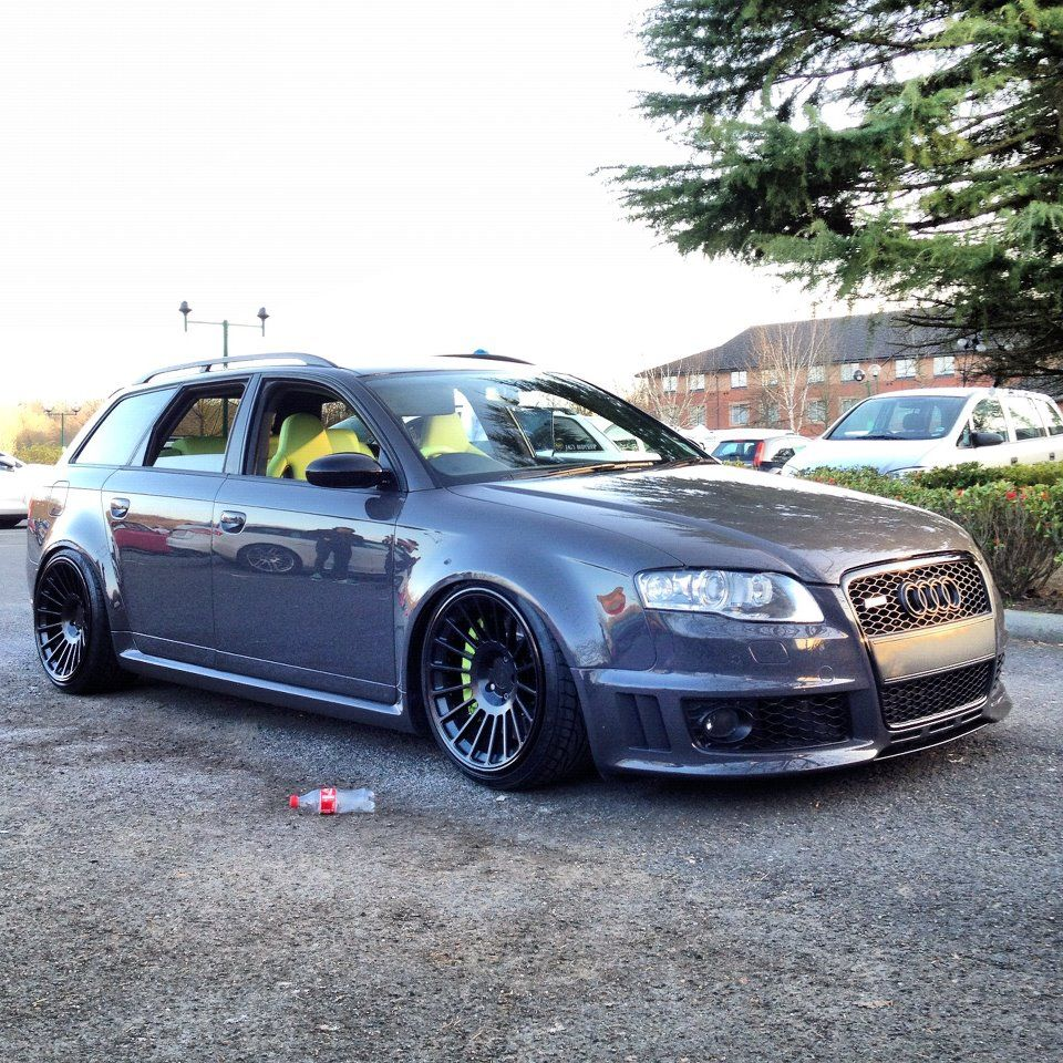 Drop Dead Gorgeous. RS4 Avant