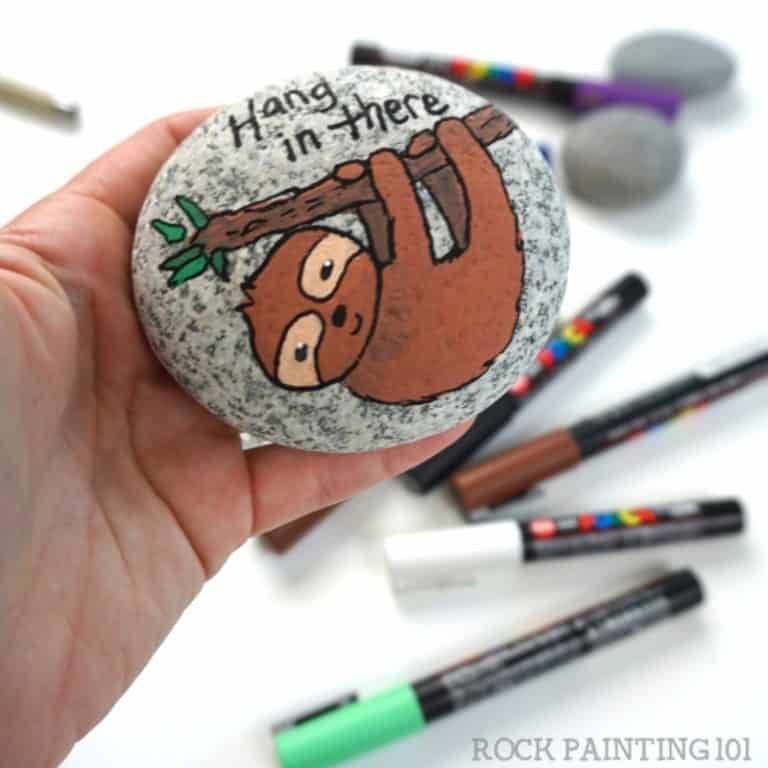 Photo of 30 Adorable animal rocks that are perfect for beginner rock painters