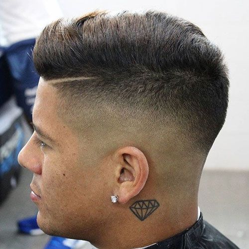 30 Simple Low Maintenance Haircuts For Men 2021 Update Haircuts For Men Low Maintenance Haircut High Skin Fade