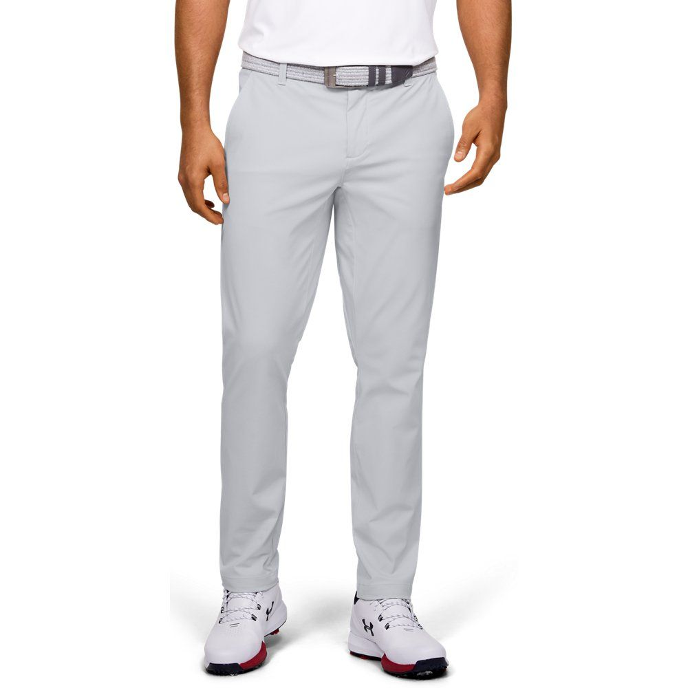 Photo of Under Armour Mens Iso-Chill Tapered – Gray 38/34