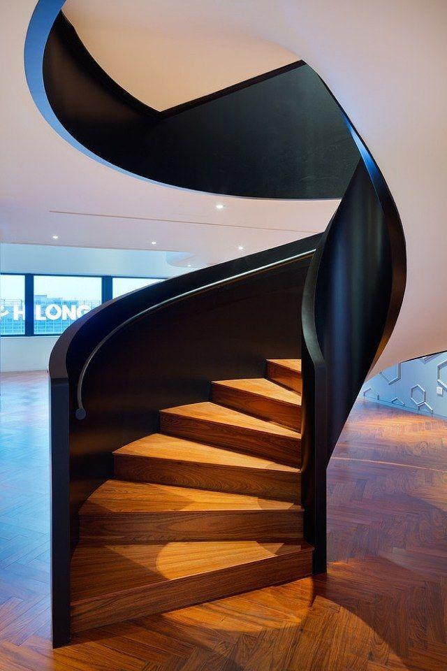 escalier helicoidal 100